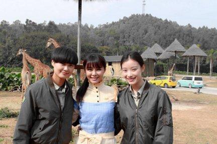 奇妙的朋友-广州长隆动物园拍摄