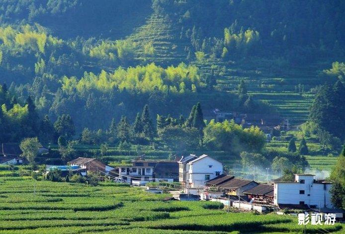 漳溪畲族乡风景