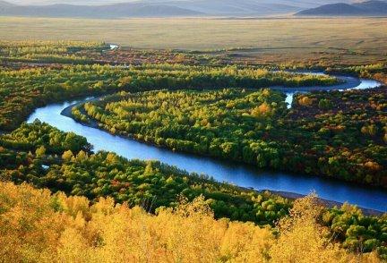寻龙诀外景拍摄地-内蒙古呼伦贝尔草原