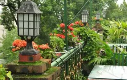 重庆南山植物园-小有天庭院山庄民宿:田园风格的住宿,影视