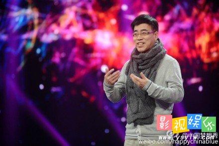 #中国梦想秀#的舞台瞬变t台,一段毛线编织